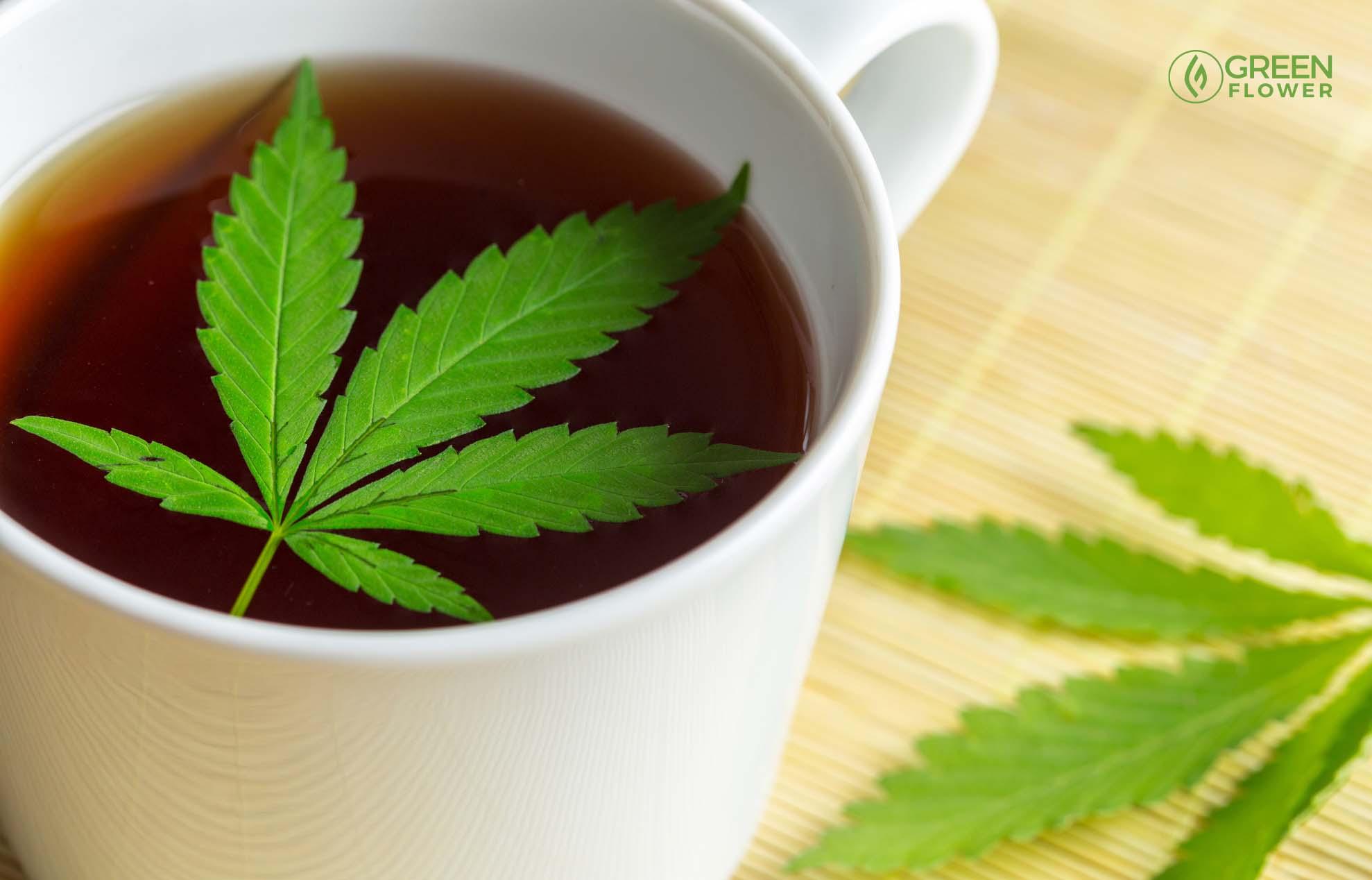 Benefits Of Cannabis Tea